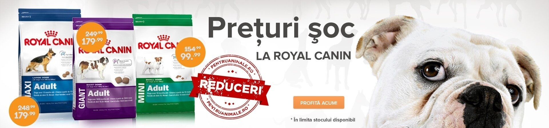 Royal Canin promotie