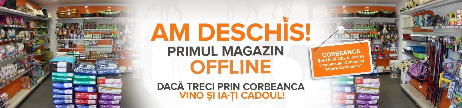 Magazin Corbeanca