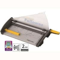 GHILOTINA CU PARGHIE PLASMA A4 320MM 40COLI FELLOWES