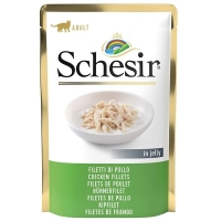 Schesir Cat Pui File in Jelly, 85 g
