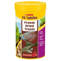 Hrana pentru Pesti Sera Tubifex 250 ml