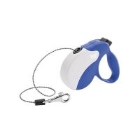 Lesa Ferplast Amigo Cord Mini Albastru/Alb 3 M