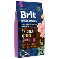 Brit Premium by Nature Junior S, 3 kg