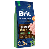 Brit Premium by Nature Junior XL, 15 kg