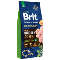 Brit Premium by Nature Adult XL, 3 kg