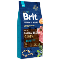 Brit Premium by Nature Sensitive Lamb, 8 kg