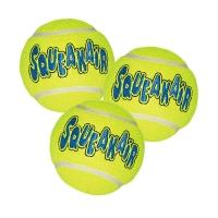 Kong Squeak Air Jucarie Caine Minge Tenis, S