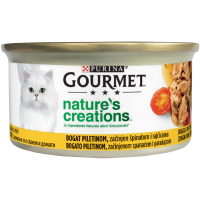Gourmet Nature's Creations File Pui si Rosii, 85 g