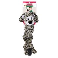 Kong Stretchezz Jucarie Caine Leopard, XL
