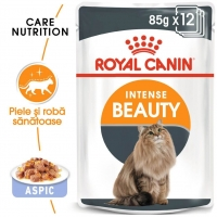 Royal Canin Intense Beauty in Jelly, 85 g