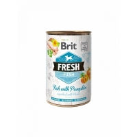 Brit Fresh Peste&Dovleac, 400 g