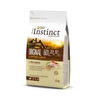 True Instinct Original Kitten cu Pui si Orez Brun, 1.25 kg
