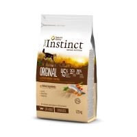 True Instinct Original Cat Sterilizat Somon, 1.25 kg