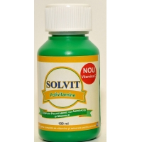 Suplimente Nutritive Solvit Polivitamine, 1 L