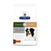 Hill's PD Canine Metabolic+Mobility cu Pui, 4 kg