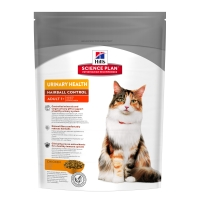 Hill's SP Feline Urinary & Hairball, 300 g