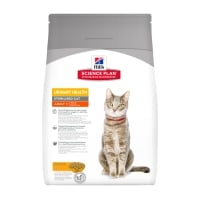 Hill's SP Feline Urinary&Sterilised, 3 kg