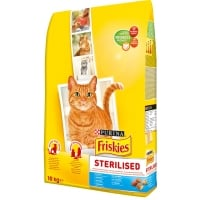 Friskies Cat Adult Sterilised, 10 Kg