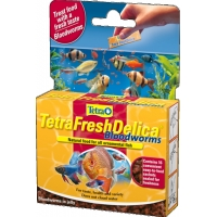 Tetra Fresh Delica Bloodworms 48 g