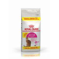 Royal Canin Exigent Savour Sensation, 10 kg + 2 kg Gratis