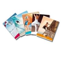 Caiet A5, 60 file - 80g/mp, liniat stanga, coperta imagini sport, AURORA Splendid - matematica