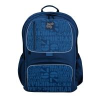Rucsac Be.Bag ergonomic dimensiune 32x44x23cm, motiv Cube Urban