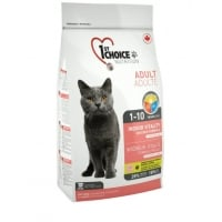 1st Choice Cat Adult Indoor Vitality, 10 Kg