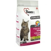1st Choice Cat Adult Sterilized 2.4 Kg