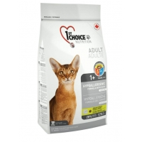 1st Choice Cat Adult, Hypoallergenic, 5.44 Kg