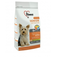 1st Choice Dog Senior Toy and Small Breeds, 2.72 kg