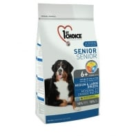 1st Choice Dog Senior Medium and Large Breeds, 14 kg