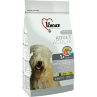 1st Choice Dog Adult, All Breeds, Hypoallergenic, 350 g