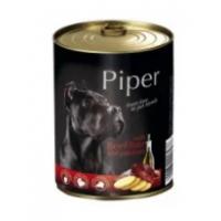 Pachet Piper Adult cu Ficat de Vita si Cartofi, 6x800 g