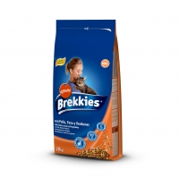 Brekkies Cat Excel Mix Pui 20 kg