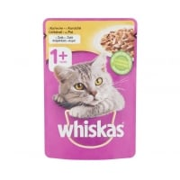 Whiskas Pui in Aspic 100 g promo