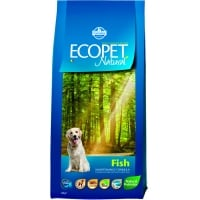Ecopet Natural Fish Mini 12 kg
