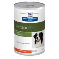 Hill's PD Canine Metabolic Obezitate, 370 g