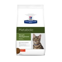 Hill's PD Feline Metabolic - Obezitate, 4 kg