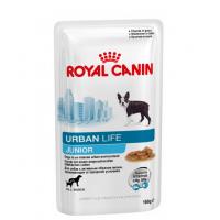 Royal Canin Urban Junior Dog, plic 150 g