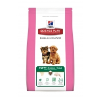 Hill's SP Canine Puppy Small & Miniature cu Pui si Curcan, 1.5 kg