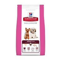 Hill's SP Canine Adult Small & Miniature cu Pui si Curcan, 1.5 kg