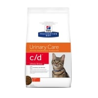 Hill's PD Feline c/d Urinary Stress, 8 kg
