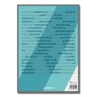 Blocnotes A4, 100 file, AURORA Bureau - matematica