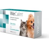 WeCalm Supliment Nutritiv, 30 tablete