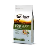 True Instinct Dog No Grain Med-Maxi Adult cu Somon, 2 kg