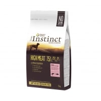 True Instinct High Meat Med-Maxi Adult cu Somon, 2 kg