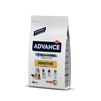 Advance Cat Adult Somon Sensitive, 3 kg