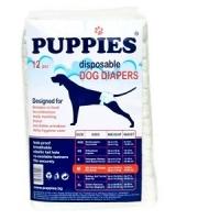 Scutece Puppies M, 12 bucati