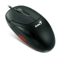 MOUSE GENIUS XSCROLL BLACK USB 31010826101