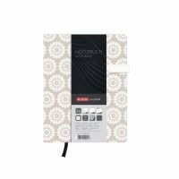 Bloc Notes A6 96 file dictando coperta tare lucioasa cu magnet, motiv My Book Classic Pure